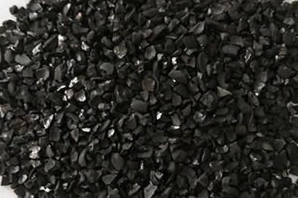 影响煤颗粒活性炭质量的因素